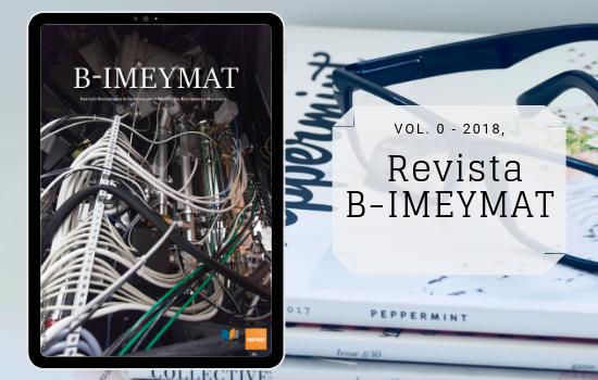 IMG B-IMEYMAT, la revista divulgativa del IMEYMAT